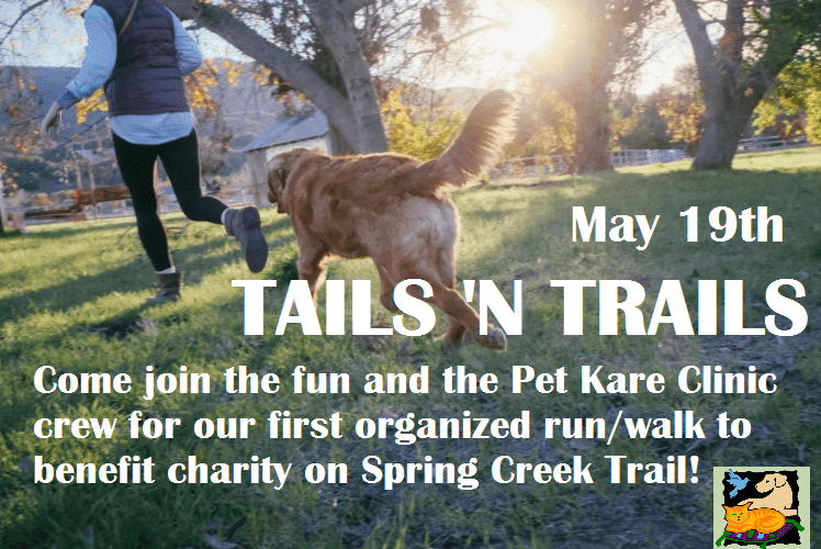 Click Here for Details about Tails N Trails