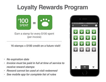 Pet Kare Clinic Loyalty Rewards Program